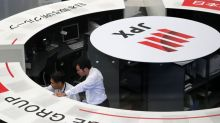 Asian shares nudge up as virus spread slows, euro fragile