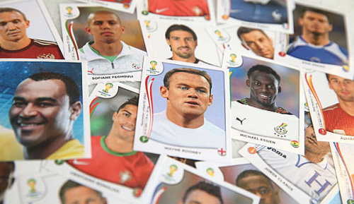 International: Rekord: Panini-Album für 12.000 Euro versteigert