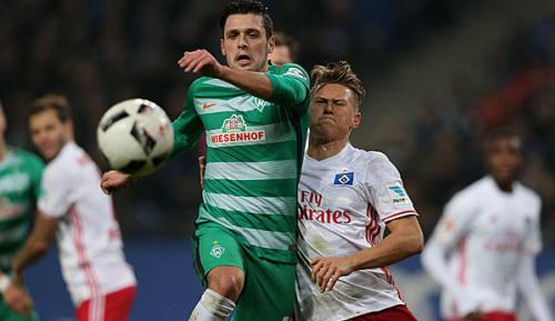 """Bundesliga: Junuzovic: Derby? """"Wichtigstes Saisonspiel"""""""