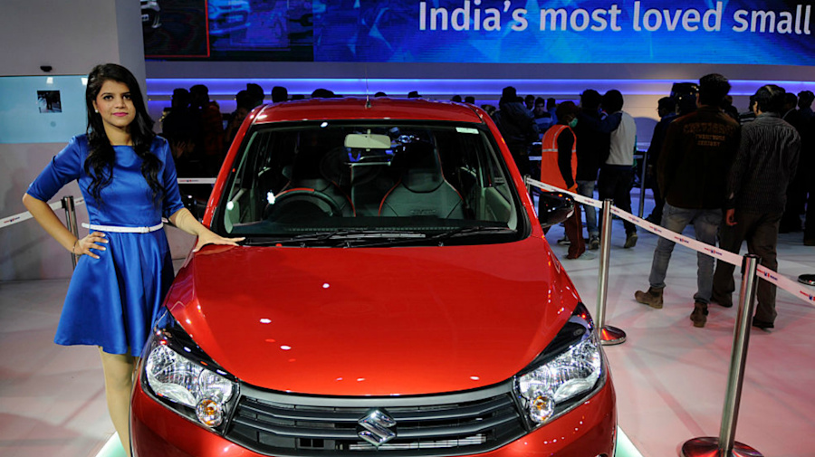 Top 10 best-selling cars in India