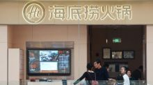 Chinese hotpot chain Haidilao fizzles after strong start in Hong Kong debut