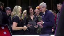 Apple takes hit from coronavirus