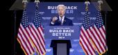 Former Vice President Joe Biden on July 28. (AP)