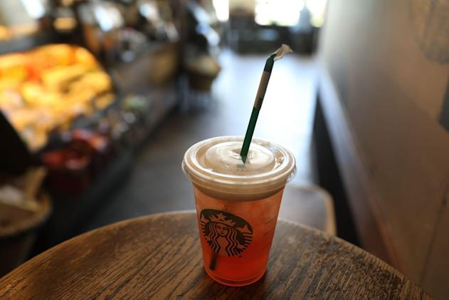Starbucks' straw ban is a big win for the Earth's oceans