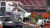 Levi's Stadium Parking Plans Revealed For Santa Clara