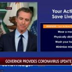 Gov. Newsom urges Californians to continue to wear masks