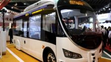 ST Engineering partners BYD for new autonomous bus platform