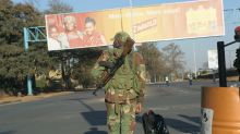 Empty streets in Zimbabwe as security forces thwart protest