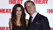 Bullock 'Heats' Up London
