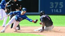 Blue Jays fall 5-2 to Cleveland in extra-inning loss