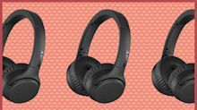 Yes, you need wireless headphones—this excellent Sony pair is 40 percent off
