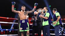 Joe Smith Jr. edges Maxim Vlasov for vacant WBO light heavyweight title