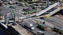 At least four dead, nine injured after under construction footbridge collapses in Miami, rescue operations on