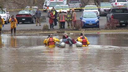 Multiple people rescued as Thames River continues to rise