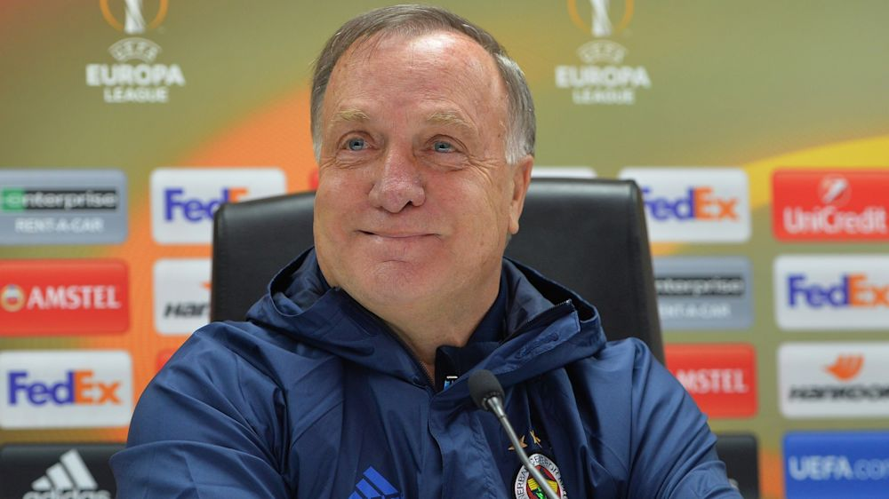 Fenerbahçe, Dick Advocaat va prendre sa retraite