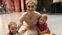 Patter of tiny feet: dancers on leaping into motherhood