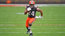 Browns and RB Nick Chubb agree to 3-year, $36.6 million extension