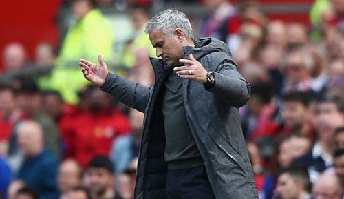 """Premier League: Mourinho: """"Können nicht einmal vom Bett zur Toilette gehen"""""""