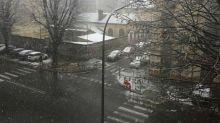 Neve, ecco le città a rischio