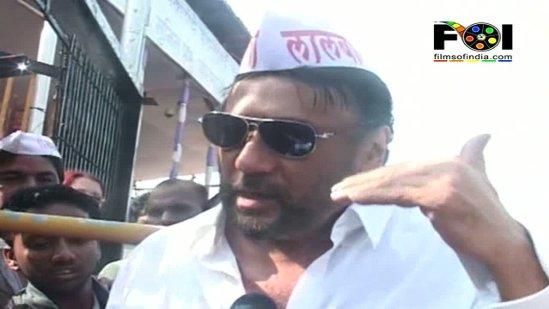 Jackie Shroff Wants Clean Mumbai Beaches