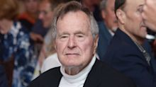 George H. W. Bush Apologizes to Actress After She Claims He 'Sexually Assaulted' Her During a Photo Shoot