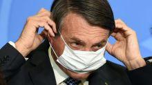 Bolsonaro droht Reporter mit Schlägen auf den Mund