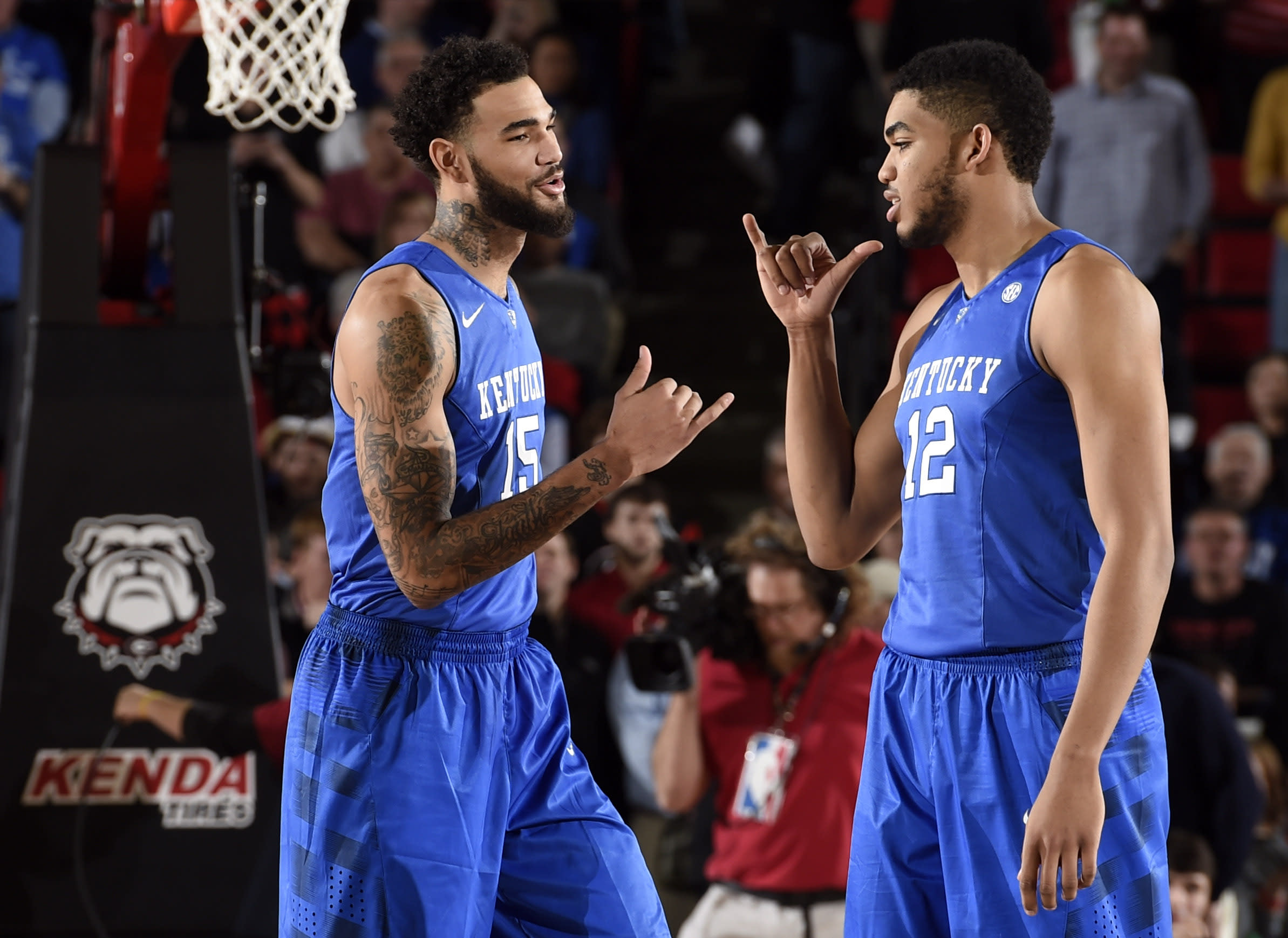 The Undefeated Kentucky Wildcats: The 20 College Basketball Teams That Most Need To Win This