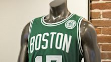 Boston Celtics said to be looking to replace GE logo patch