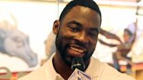 NY Giants Justin Tuck Inspires Off The Field Too