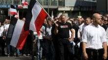 Activists protest in Germany against neo-Nazi vigil for Hitler ally