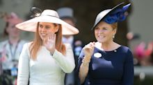 Sarah Ferguson joins her daughter at Royal Ascot for a girls day out