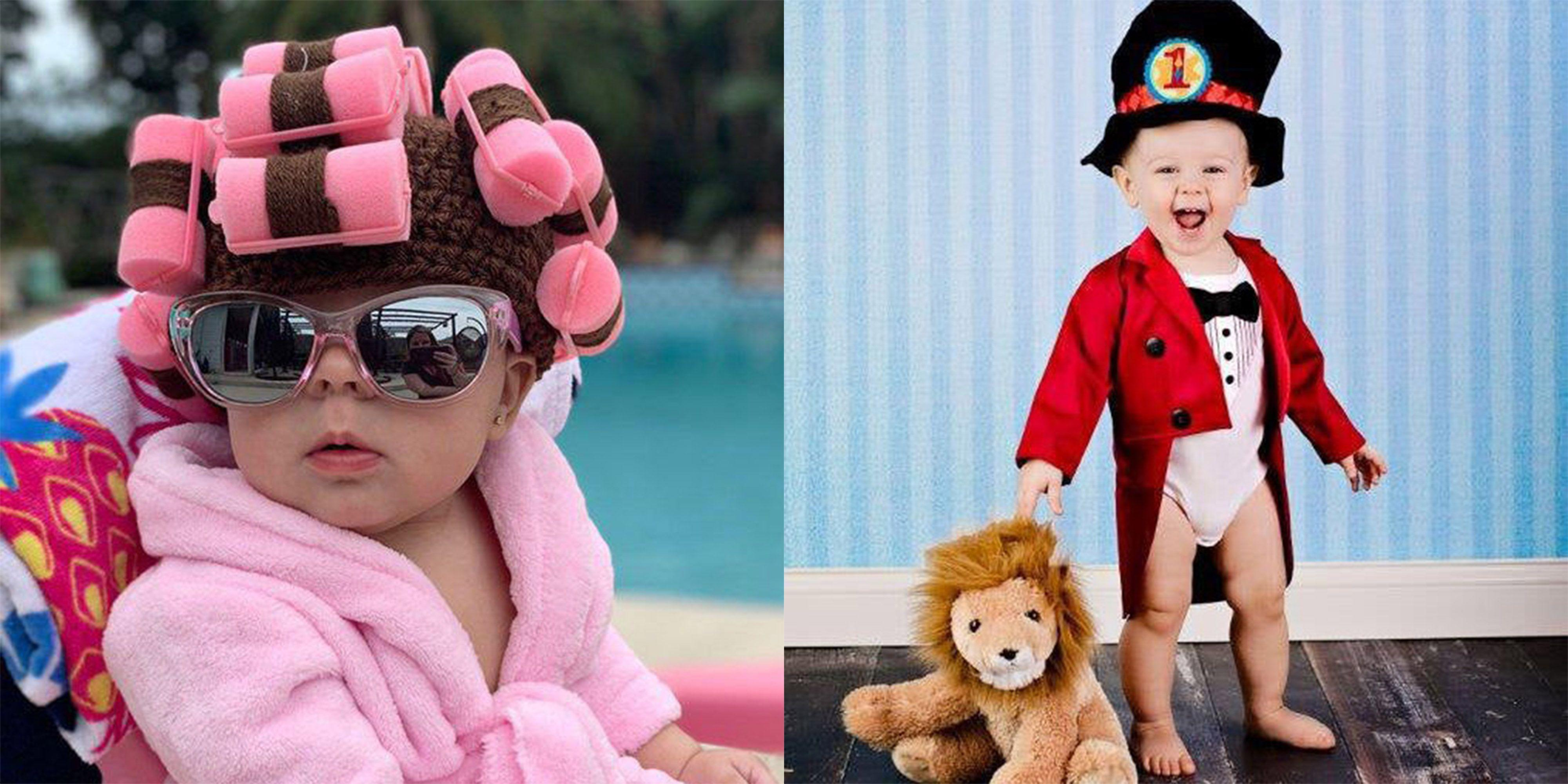 Scary Baby Girl Halloween Costumes.35 Cute Baby Halloween Costumes Your Friends Haven T Thought Of Yet