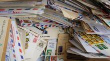 Japon: Un facteur accumule 24.000 lettres jamais distribuées chez lui