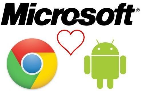 Foxconn parent Hon Hai licenses Microsoft's patents for Android, Chrome devices