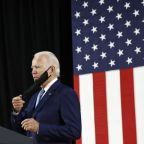 Biden vows to uproot systemic racism in Fourth of July message