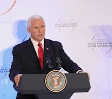 Pence: Europe must withdraw from Iran nuclear deal