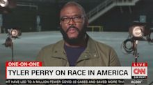 Tyler Perry on defunding the police: 'I am not for taking money from the police'
