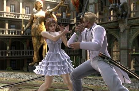 Here comes the 'Bridal Costume' DLC in Soulcalibur 5