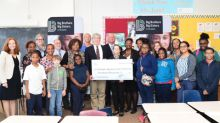 Sallie Mae Presents $100,000 Contribution to Big Brothers Big Sisters of Delaware