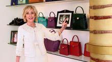 Princess Diana's diamond-encrusted handbag is up for sale
