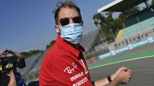 Sebastian Vettel set for Racing Point seat as Sergio Perez confirms departure