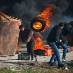 Israel arrests 40 Palestinians after West Bank attack: army
