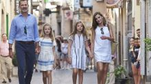 The Royal Family of Spain Masters Vacation Style