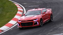 Nine of the Fastest American Cars to Ever Lap the Nurburgring