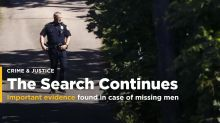 The Latest: Human remains found in search for 4 missing men