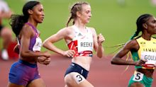 Jemma Reekie feels no extra pressure to deliver some track success for Team GB