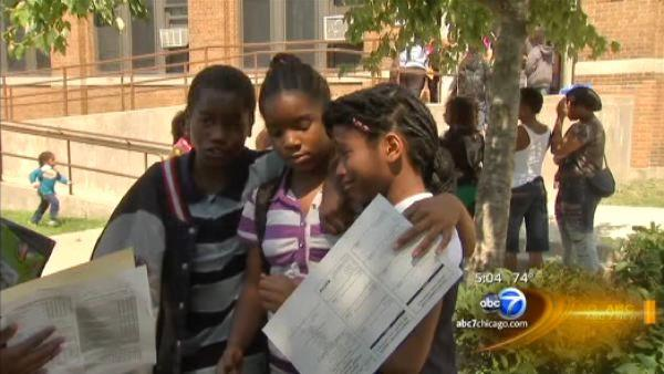 Yale Elementary students face reality of CPS school closures