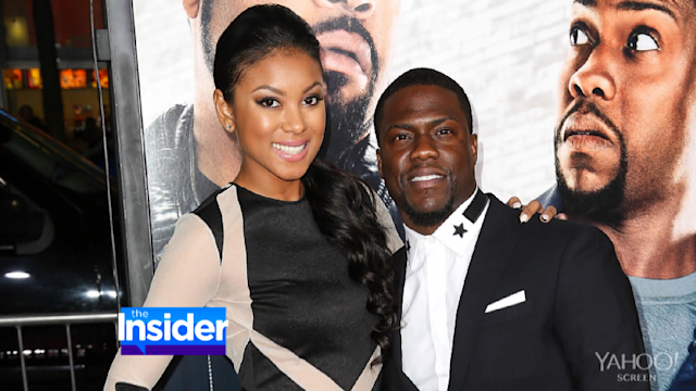 Kevin Hart Dishes on New Flick 'Ride Along'