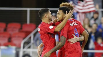 McKennie, U.S. crush overmatched Cuba