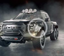 Drive Wire: Hennessey Performance Selling Six-Wheeled Ford F-150 Raptor for $295,000